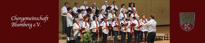 Chorgemeinschaft Blumberg